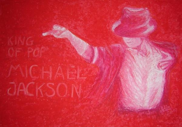 Michael Jackson by Adiya